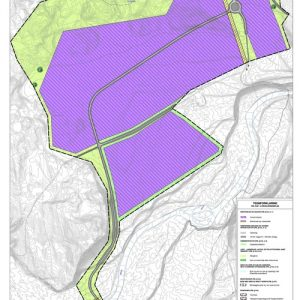 Site Rendalen - Kvernesmoa zoning map